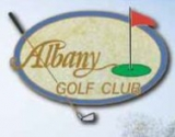 Albany Golf Club Logo