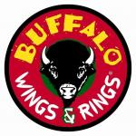 Buffalo Wings and Rings Logo