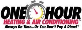 Dial One Hour Heating and Air Conditioning