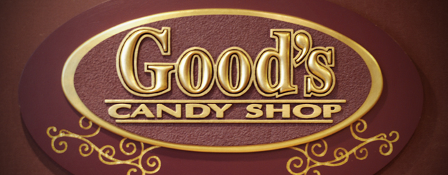 Goods Candy Logo