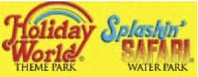 Holiday World and Splashin Safari