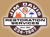 Jim Davis Restoration Services Logo
