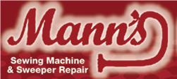 Mann's Sewing Machine and Sweeper Repair