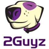 2Guyz Boutique for Pets Logo