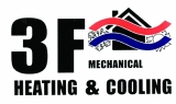 3F Mechanical Heating & Cooling Logo