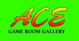 Ace Game Room Gallery Logo