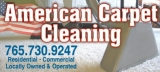 American Carpet Cleaning and Upholstery Solutions Logo