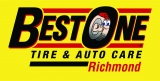 Best One Tire and Service - Richmond Logo