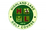 Highland Lake Golf Course Logo