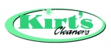 Kirt's Cleaners Logo