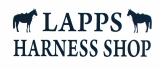 Lapps Harness Shop Logo