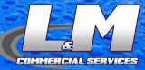 L&M Commercial Services Logo