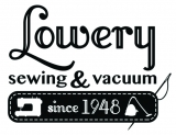 Lowery Sewing and Vacuum Center Logo