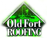 Old Fort Roofing Logo