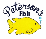 Peterson's Fish Logo