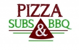 Pizza Subs & BBQ Logo