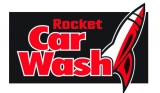 Rocket Car Wash Logo