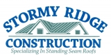Stormy Ridge Construction Logo