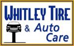 Whitley Tire and Auto Care Logo
